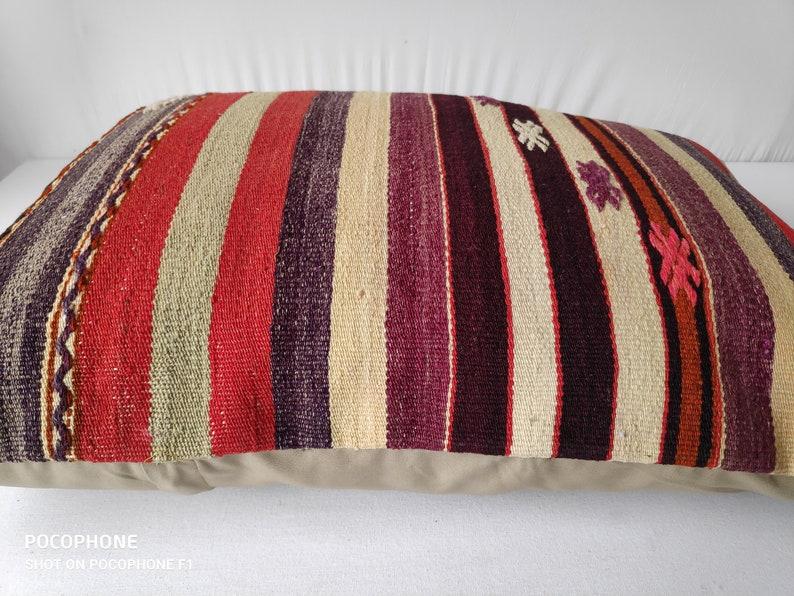 28x20 inch 70x50 cm Decorative Kilim Pillow Ethnic Kilim Pillow Anatolian Kilim Pillow Turkish Handmade Kilim Pillow,Pillow Kilim Pillow