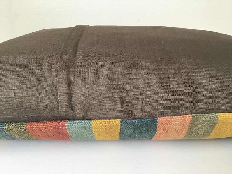 Kilim Pillow Ethnic Kilim Pillow 28x20 inch 70x50 cm Decorative Kilim Pillow Anatolian Kilim Pillow Turkish Handmade Kilim Pillow,Pillow