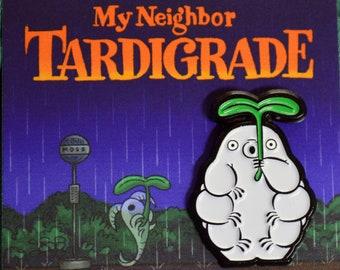 My Neighbor Tardigrade enamel pin   Water bear pin