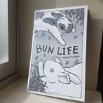 Bun Life - a bunny zine!