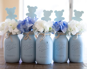 Baby Shower Decorations Boy Rustic Etsy