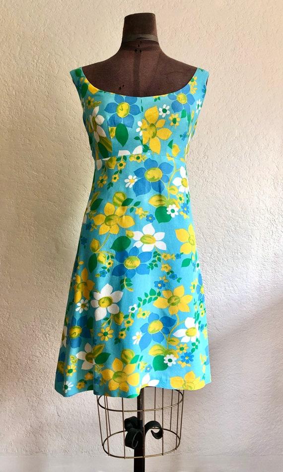 Vintage 1960's Beach Dress