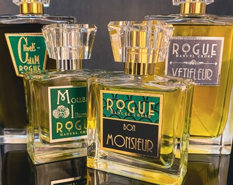 Rogue Perfumery- Save 10% with Two 30ml Bottles