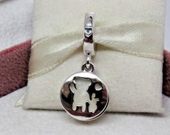 93cdf4ca0 Perfect Pals Charm 925 Sterling Silver Fit Pandora bracelet 797035EN23