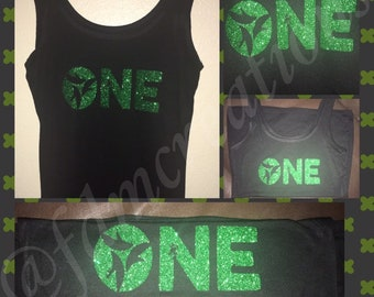 ItWorks tank top, one itworks, fitness gear, tank tops, represent itworks, wrap tank top