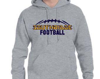 Southridge Football 2017 Sweatshirt Hoodie pGb79Q