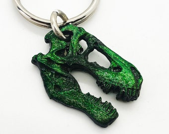 gift with sense of humor a copy of the fossil animal key chain The trilobite made of genuine leather vegetable tanned