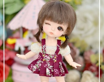 Sabrina Flower for Lati Yellow/Pukifee/T-Line/Tiny Delf (1/8 BJD)