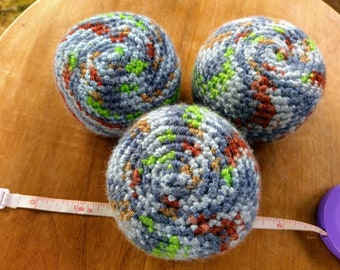 Juggling balls-- Blue, extra large