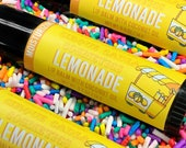 LEMONADE Jumbo Lip Balm lemon lip balm flavored lip balm