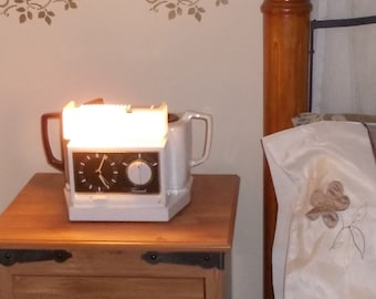 Retro Mid Century Goblin Teasmade with Original Box.  Great Fathers Day Gift