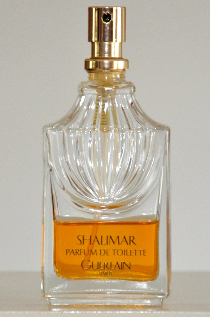 Version 1989 Pdt Atomiseur Ml Femme 75 Rare Vintage Parfum Shalimar De En Guerlain Toilette shrxQdtC