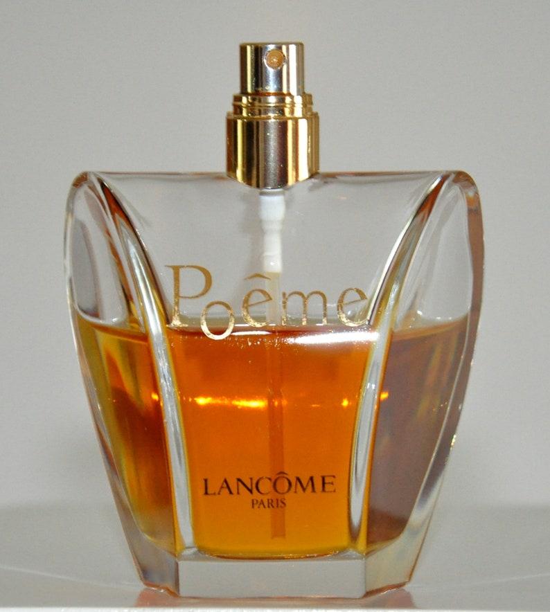 Lancome Poeme Eau De Parfum Edp 100ml 34 Fl Oz Spray Etsy