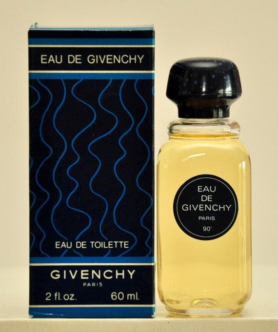 Rare Givenchy Edt 60ml De 2 Splash Eau Old 1980 Perfume For Toilette Spray Woman Vintage FlOzNo 2EH9WIeDY