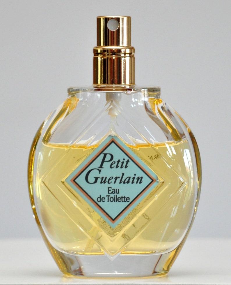 Vaporisateur Parfum Guerlain 100 De Eau Rare Edt Ml Petit 1994 Unisexe Millésime Toilette xtQdCshr