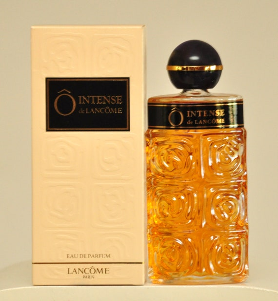 Lancome O Intense De Lancome Eau De Parfum Edp 100ml 34 Fl Oz Splash No Spray Perfume For Woman Super Rare Vintage Old 1986