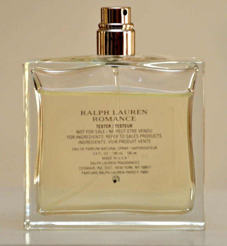 De Ralph Rare 1998 100ml Lauren Parfum Spray Vintage Edp Femme Romance Eau YyIgv7bf6