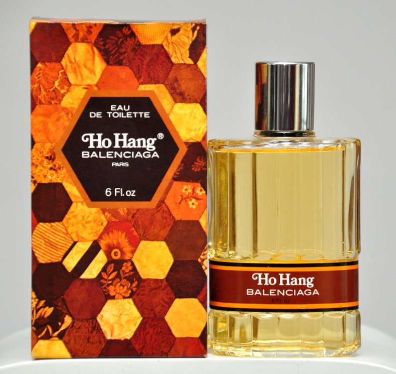 e817075c39785 Balenciaga Ho Hang Eau de Toilette Edt 180ml 6 Fl. Oz. No Spray Splash  Perfume For Man Rare Vintage Old 1971 First Version