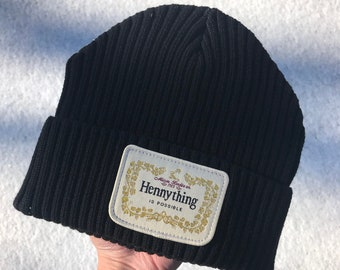 bc984da2 Hennything Is Possible Beanie Hat