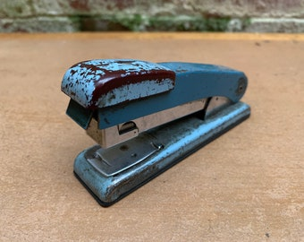 Rexel Matador Stapler   1960's   Vintage Office Stationery   Staple in Style   Prop