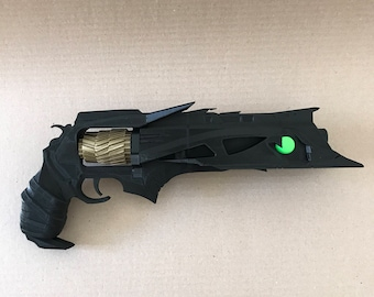 Thorn Hand Cannon from Destiny (3D Printed Color)