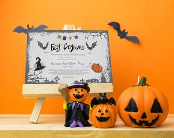 halloween award etsy