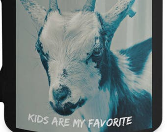 Goat Mug Kids Are My Favorite Funny Coffee Mug Black or White 15oz or 11oz