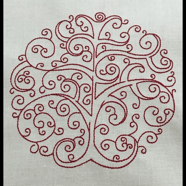 Stickdatei \'Baum des Lebens\' | Etsy