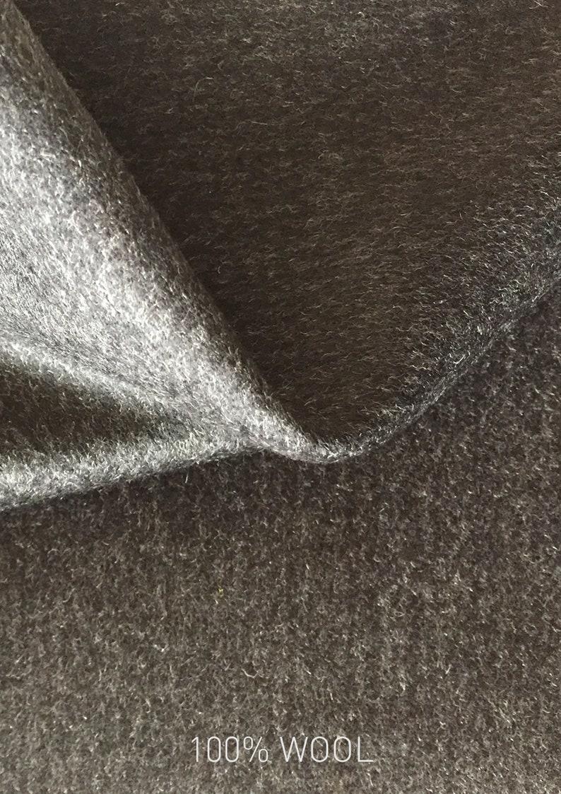 woven wool. dark grey jumpsuit jumpsuit
