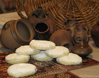 Armenian Sugar Cookie, Armenian, Sugar Cookie, Cookie, Dessert