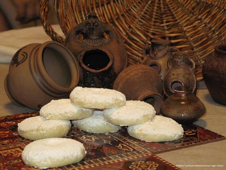 Armenian Sugar Cookie Armenian Sugar Cookie Cookie Dessert image 0