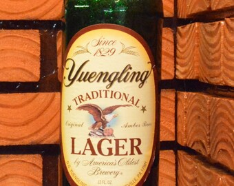 Beer Tap Handle from YUENGLING Bottle - Awesome gift for Kegerator or Display in Mancave