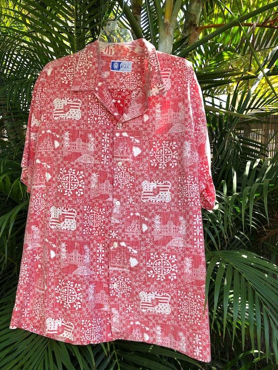 Mens XXL Aloha Shirt, Aloha Wear, Hawaiian Shirts,