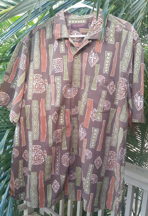 Mens XL Aloha Wear, Hawaiian shirt, Men's Aloha Sh