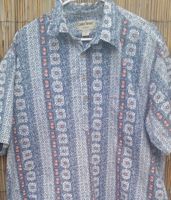 Mens 2XL Aloha Wear, Hawaiian shirt, Men's Aloha S