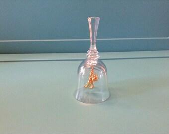 Disney Pinocchio crystal bell