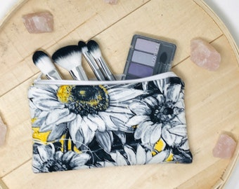 f7b21698deee Makeup brush pouch | Etsy