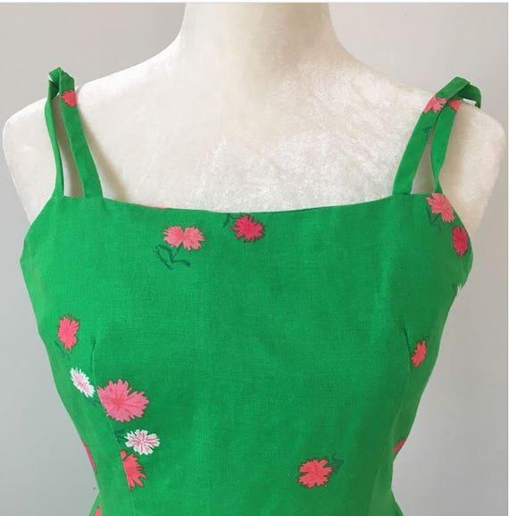 Vintage 1960's Hawaiian Malia dress. - image 2