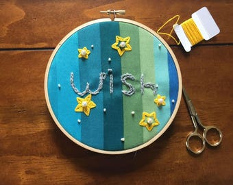 Embroidered Stars (Wish)