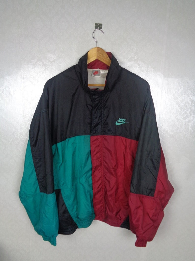 Vtg Xlar Block Windbreaker Rave Ralph Hype Hilfiger Jacket Dre Polo Adidas Lauren 90s Nike Dr Multi Electro 50Off Lo Life Tommy Color 2EHW9IYeD