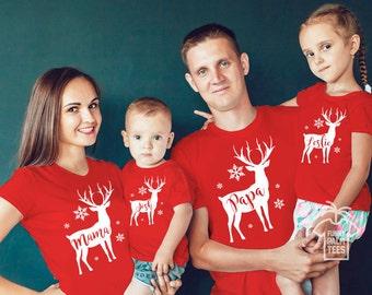 Christmas shirts christmas tshirt christmas pajamas christmas gifts christmas t shirt christmas family shirts christmas family outfits tees