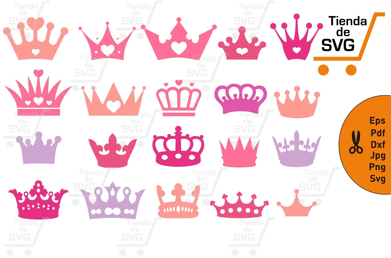 Kroon Van Svg Disney Svg Prinses Svg Corona Svg Kroon Png Etsy