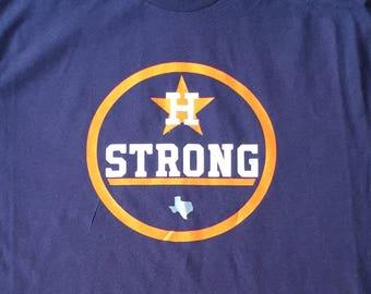Houston Strong Tee (Mns)