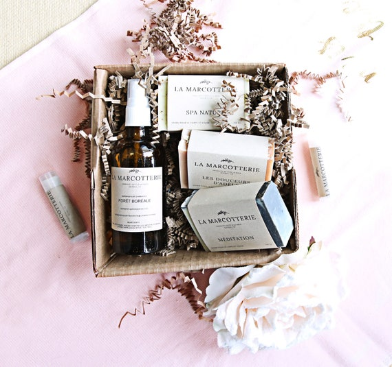 Mothers Day Spa Gift Set For Her Mom Birthday