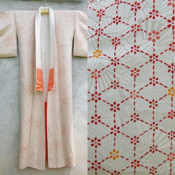 kimono vintage kimono jacket,silk kimono,Jacket Ki
