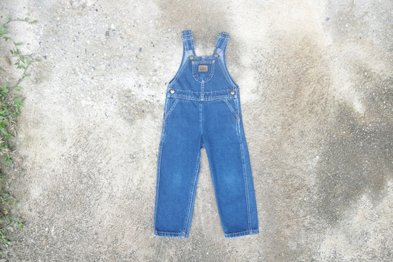 Perfect,Vintage 80s 90s  Lee denim overalls Kids,