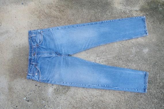 Perfect ,Faded jeans vintage levis 505 W34 W35,lev