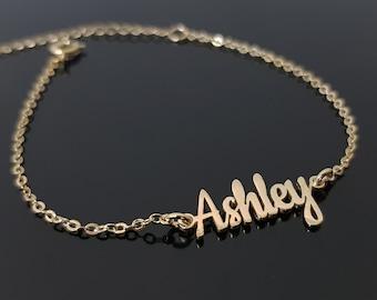 938f391a02494 Name bracelet | Etsy