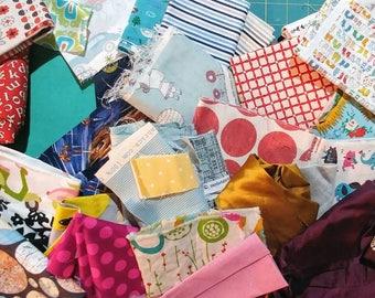 Scrappy Fabric Grab Bag