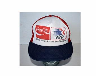 955fe0dc0 Coke trucker hats | Etsy